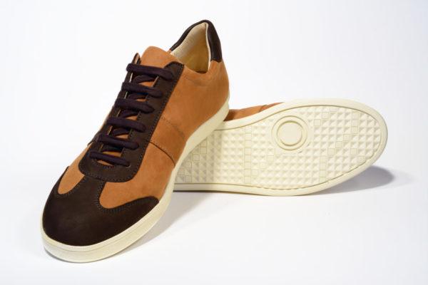 G&T bőr sportcipő Szantál - Brazil