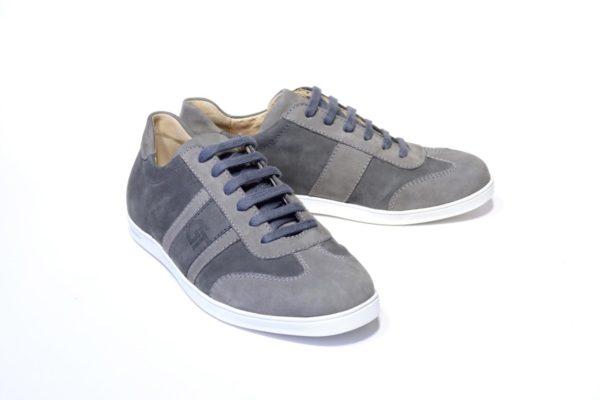 G&T sportcipő - Hamu - Gránit