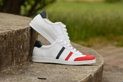 G&T bőr sportcipő - Trikolór 3