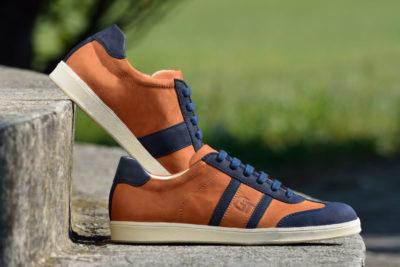 G&T bőr sportcipő Szantál - Óceán