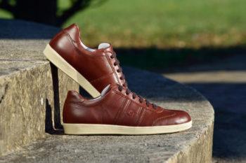 G&T bőr sportcipő Sziena