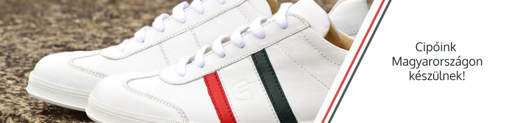G&T cipő hazai gyártású sportcipő