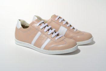 G&T cipő Púder - Fehér nappa