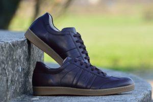 G&T cipő Kakaó - nappa