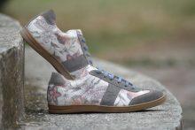 G&T cipő Barack Virág Hamu