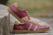 G&T cipő Meggy - Latte nappa
