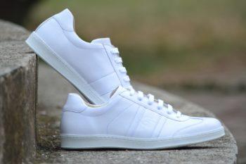 G&T cipő - Fehér nappa