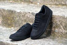 G&T cipő Full Ében nubuk
