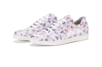 G&T Kék - Pink Pillangó női cipő