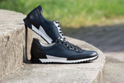 G&T Aktív - Smaragd - Black sportcipő