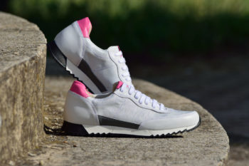 G&T Aktív Platina Szürke - Pink 1. női sportcipő