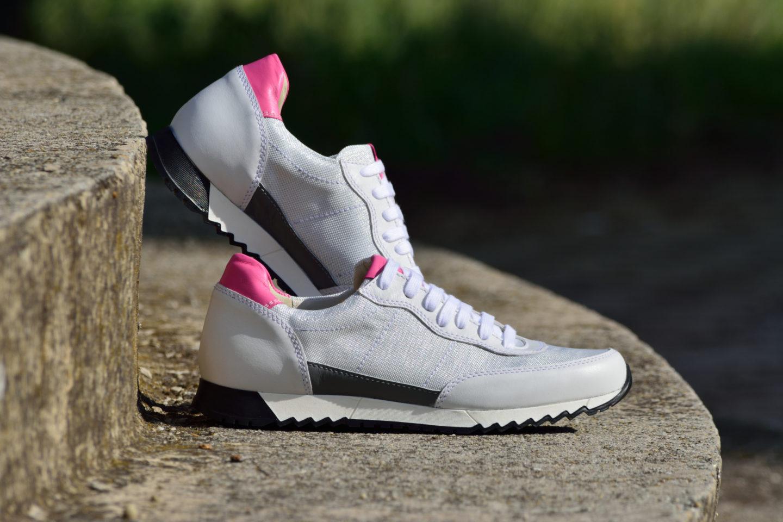 G T Aktív - Platina - Szürke - Pink 1. – G T cipő f576b478fa