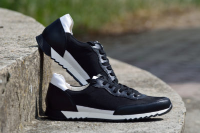 G&T Aktív Black & White sportcipő