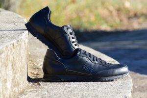 G&T Aktív - Full Black sportcipő