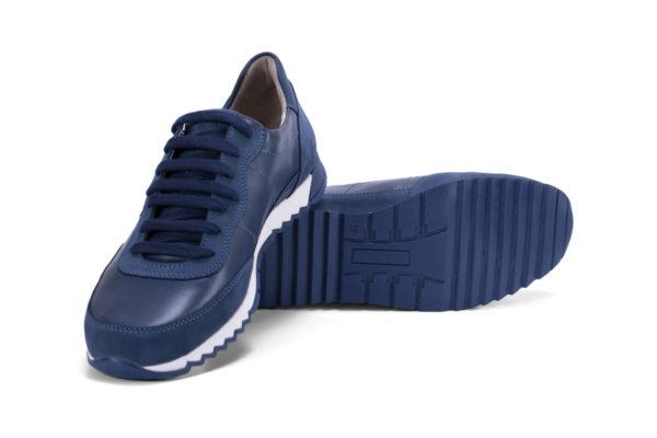 G&T Aktív Óceán bőr sportcipő