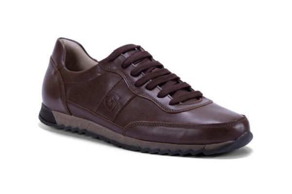 G&T Aktív Sziena bőr sportcipő