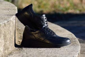 G&T Alina Full Black női cipő