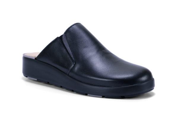 G&T Klaudia - Fekete klumpa papucs
