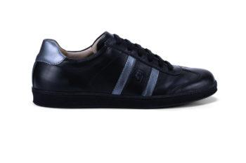 G&T Fekete - Grafit nappa férfi cipő