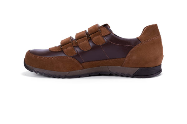G&T Aktív-T Kakaó - Rozsda hazai gyártású bőr sportcipő
