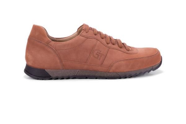 G&T Aktív Rozsda bőr sportcipő