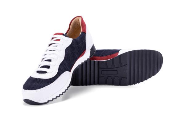 G&T Aktív Óceán Textil Meggy Fehér sportcipő