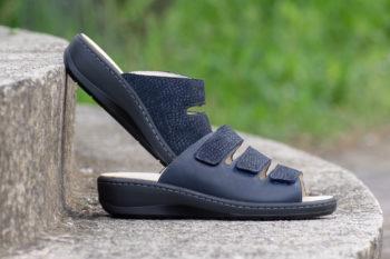 G&T Gerda Óceán mozaik női kényelmi papucs