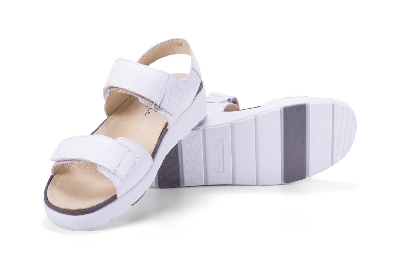 G&T Fehér Korall szandál – G&T cipő