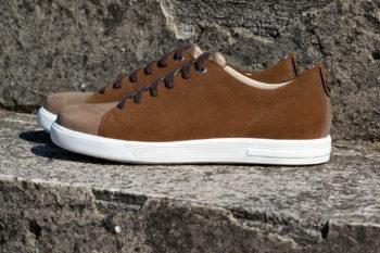 G&T Trend Gesztenye Duó sneaker cipő