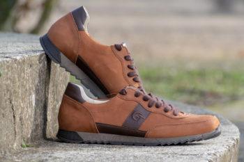 G&T Aktív Rozsda - Sziena bőr sportcipő