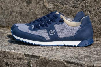 G&T Aktív Szürke - Óceán sportcipő textil felsőrésszel