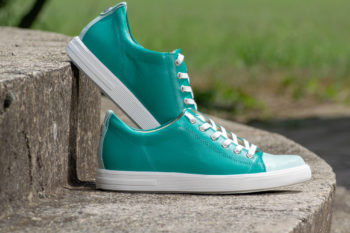 G&T Trend Plusz Aloe - Menta női bőr sneaker cipő