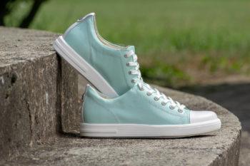 G&T Trend Plusz Menta női bőr sneaker cipő