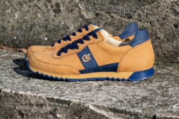 G&T Aktív Szahara - Óceán bőr sportcipő
