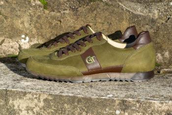 G&T Aktív Vadász bőr sportcipő