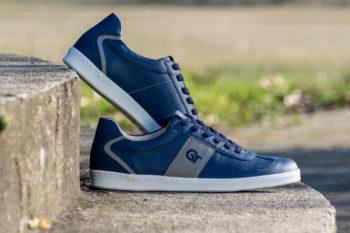 G&T Pro-20 Óceán - Hamu bőr sportcipő