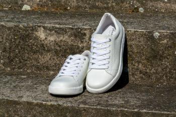 G&T Trend Fehér barkás sneaker cipő