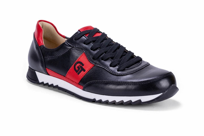 G&T Aktív Hell bőr sportcipő